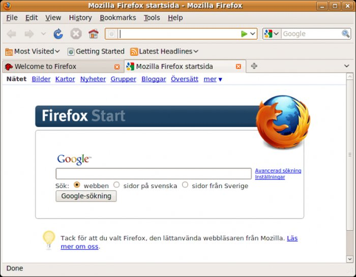 Mozilla Firefox-- Best browser for Privacy - Best Browser for Windows 7