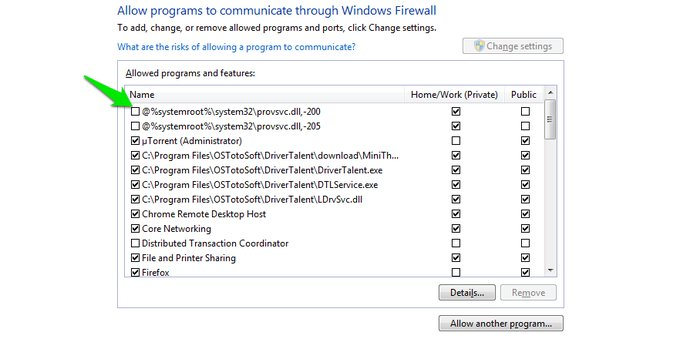 Uncheck-programs - How To Find Out if You're Being Spied On in Windows