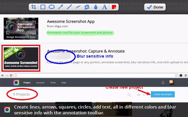 Awesome Screenshot - Best Chrome extension to take screenshots - useful google chrome plugins