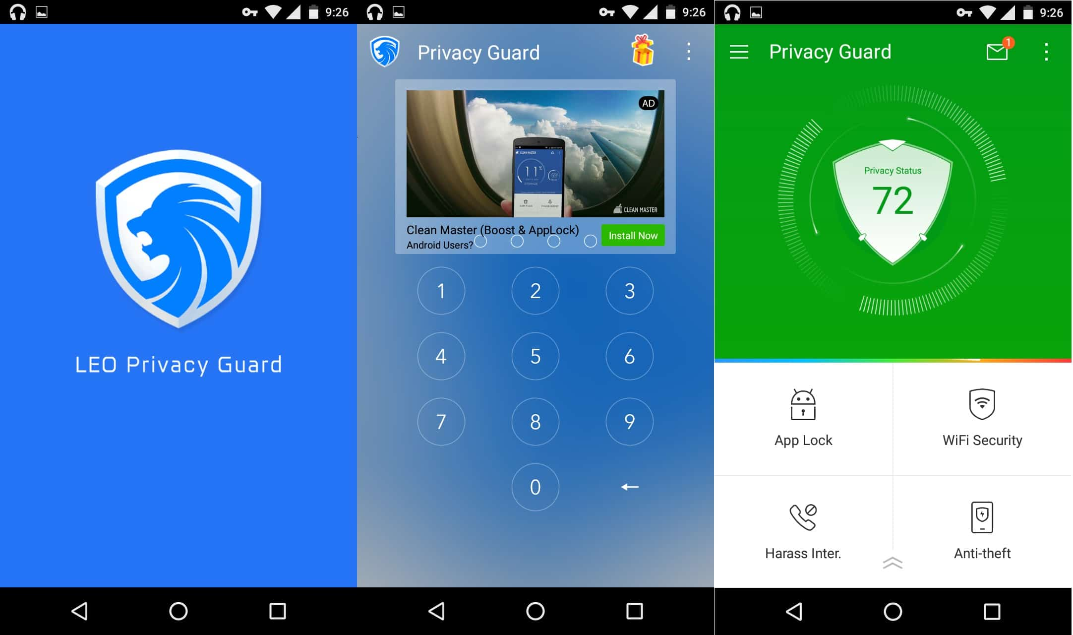 Best Privacy App - Leo Privacy Guard App for Android - Best Privacy App for Android