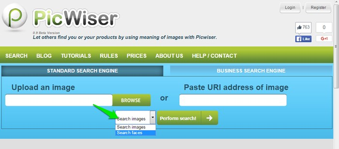 Picwiser - Search faces online - Facial Recognition Search Engine for Online Facial Recognition Search