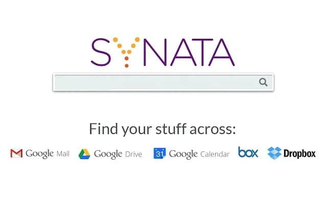 Synata - combine cloud storage services - install best google chrome extension - Best Chrome Extensions for Productivity