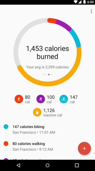 Google Fit Calories Calculator - Best Android Fitness Apps - Top 7 Best Fitness Apps for Android to Keep Track of Your Health and Fitness