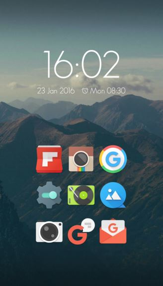 muffin icon pack - best icon packs for android - What are the Best Android Icon Packs? - Top 10 Best Paid Icon Packs for Android