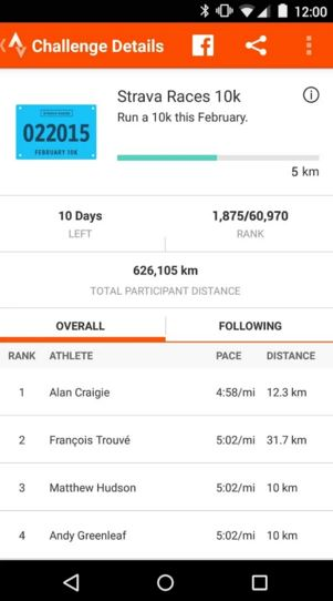 Strava Fitness - Best Android Fitness Apps - Top 7 Best Fitness Apps for Android to Keep Track of Your Health and Fitness