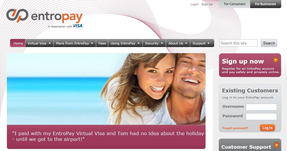 How to Send Money via PayPal without Credit Card ? - Entropay Helps to Send money vis PayPal without Credit Card.