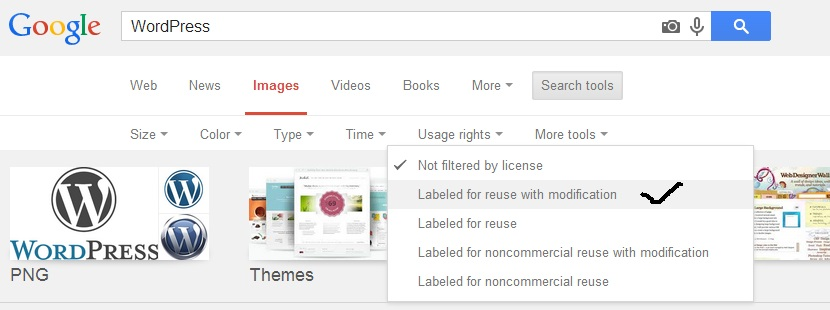 How to Find Royalty Free Blog Images Using Google Search ?