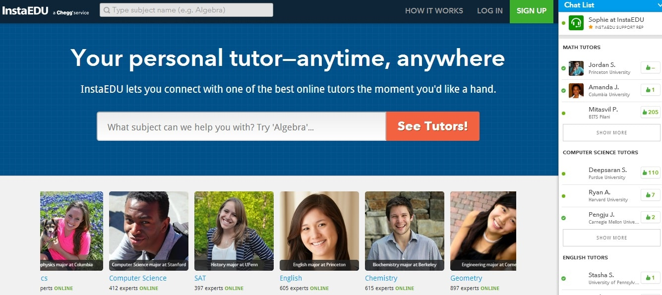 Become a Tutor to Earn Money Tutoring at InstaEdu