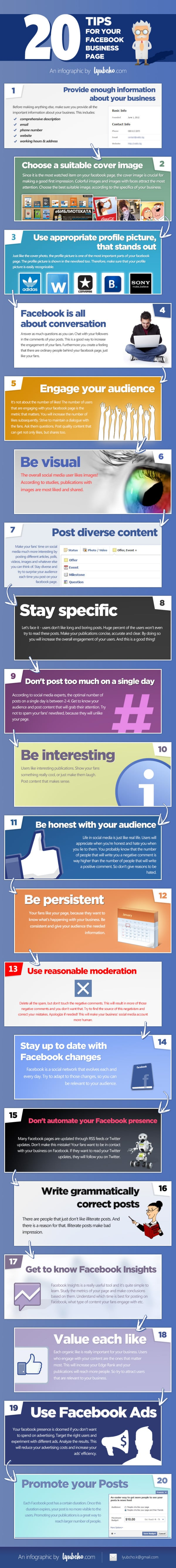 Killer Tips to Reach Target Audiences on Facebook Business Page