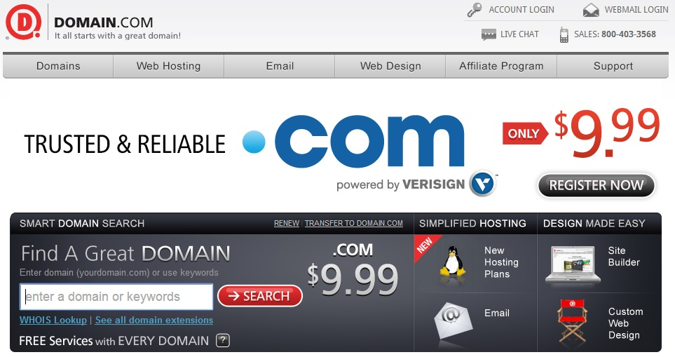 Buy Cheap and Best Domain Name in USA