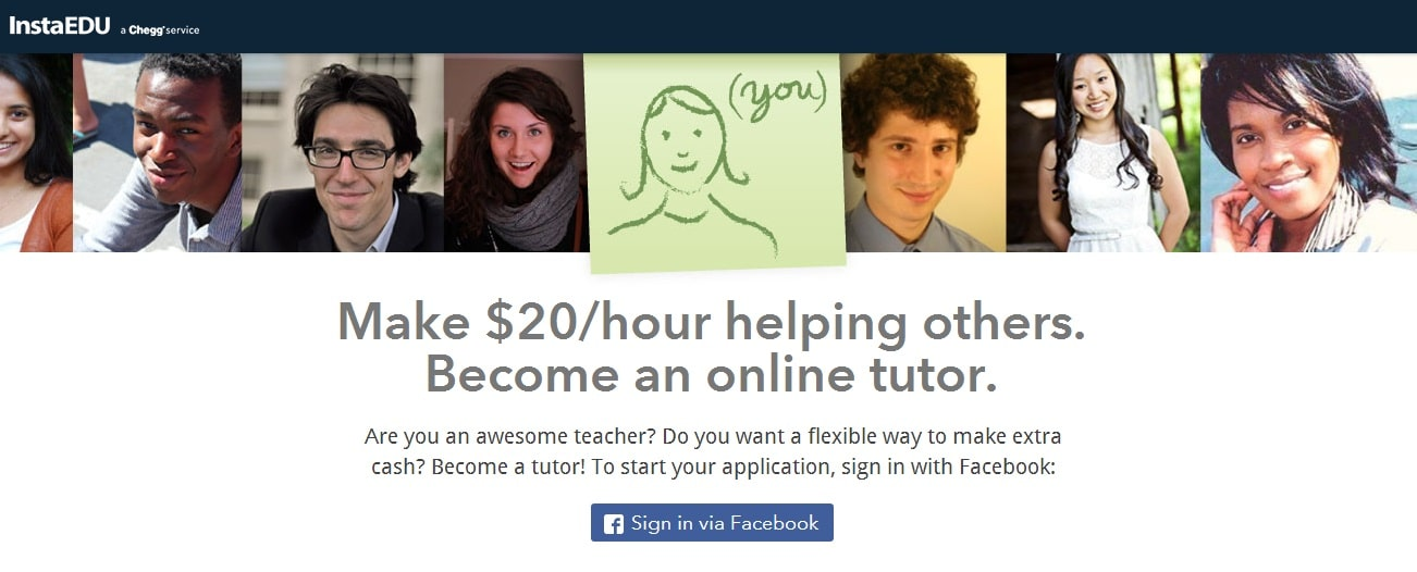 Earn up to $20 Every Hour Teaching Online