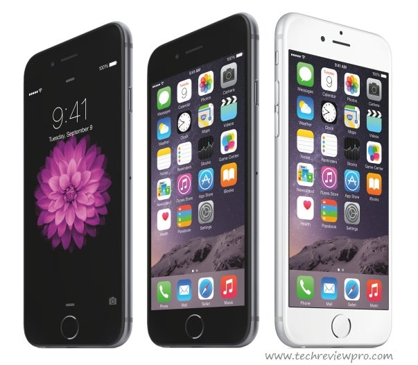 iPhone 6 Full Specifications and iPhone 6 Plus