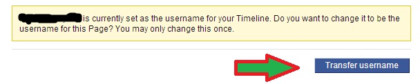Change Unchangeable Facebook Username