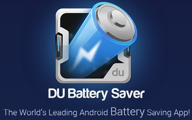 DU Speed Booster Battery Saver