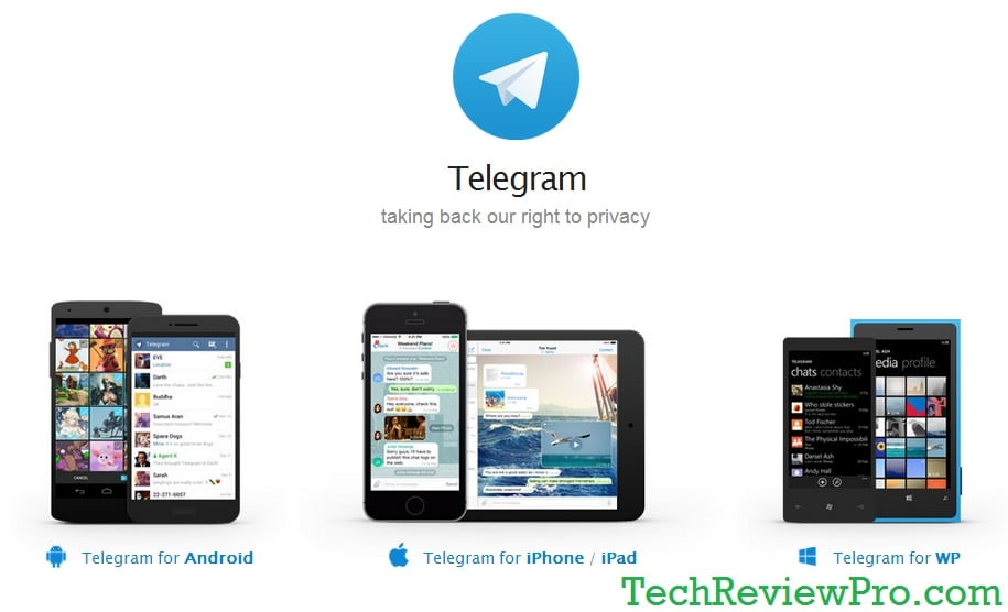 Download Free Telegram App - Available on Multi-Devices