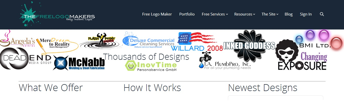 Best Free Online Logo Maker Websites - Free Logo Maker - Google Logo Maker