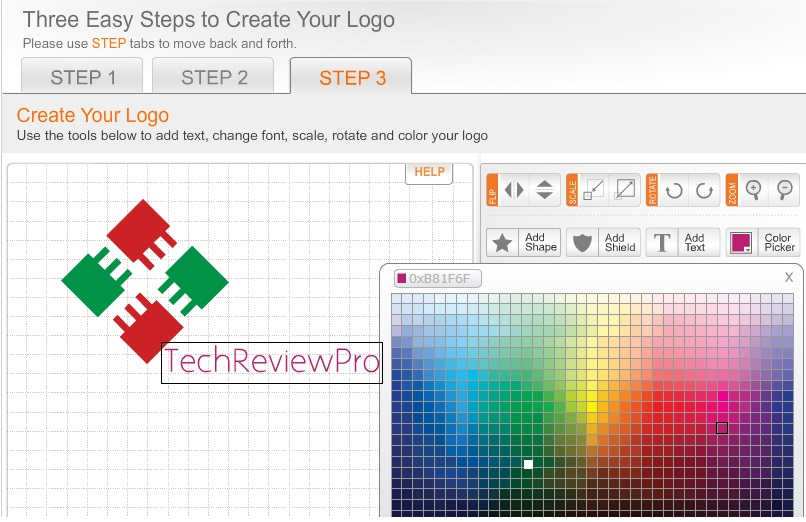 Best Free Online Logo Maker Website - Logo Snap - YouTube Logo Maker