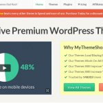 MyThemeShop Premium WordPress Themes Features