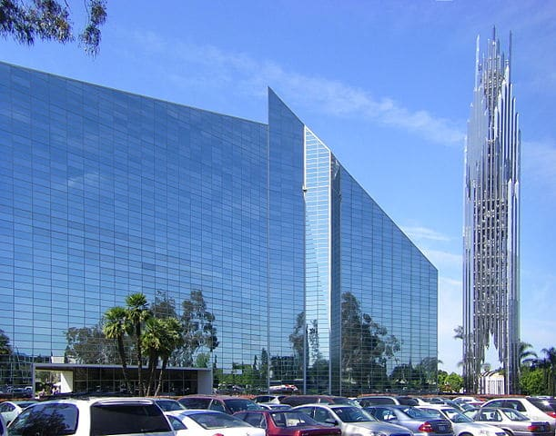 Crystal Cathedral Church USA - Most Beautiful Church in USA