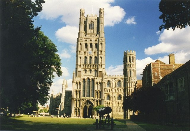 Ely Cathedral Church UK London - Most Beautiful Churches in The World