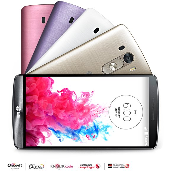 LG G3 Review - Top Rated Smartphone 2015 as The Best Smartphone on The Market