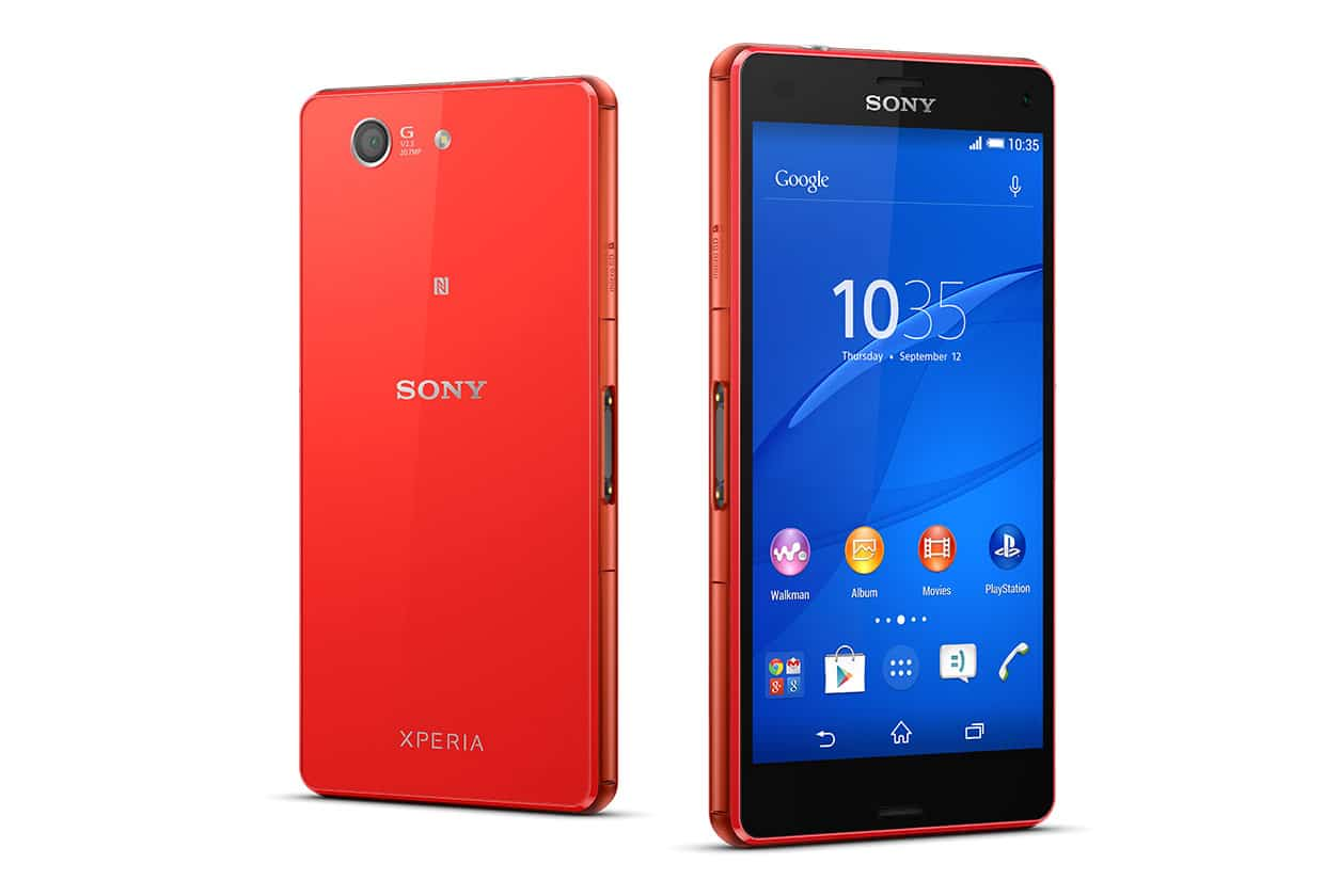 Sony Xperia Z3 Compact Review - Top Rated Smartphone 2015 as The Best Smartphone on The Market