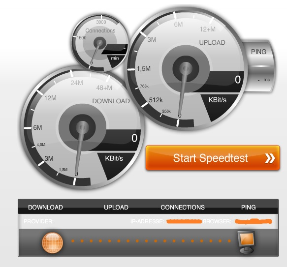 Test Your Internet Speed Using Best Free Internet Speed Test Tools
