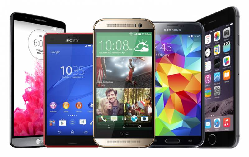 Top Rated Smartphones 2015 - Rocking as Best Smartphone on The Market 2015