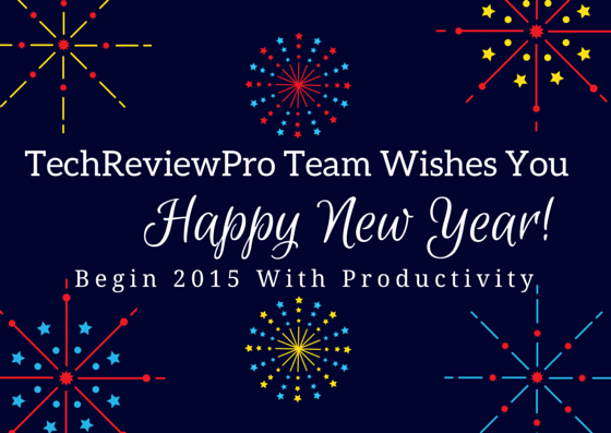 TechReviewPro Wishes Happy New Year with Effective Productivity Tips to Stay Productive