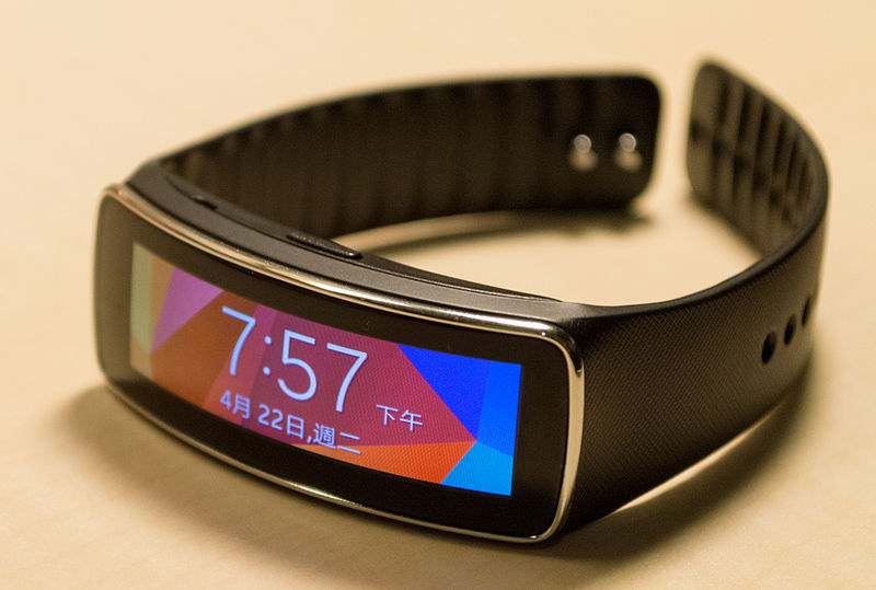 Samsung Gear Fit Smart Watch-Review-Features-Price-Specifications
