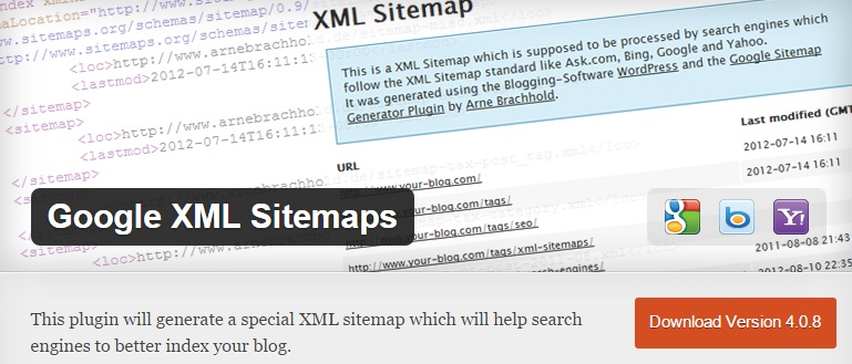 Google XML Sitemap - Best Sitemap Generation Plugin for WordPress