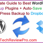 WordPress Backup to Dropbox Easily