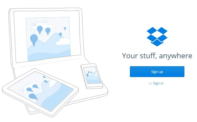 Dropbox - Best Free Cloud Storage Service