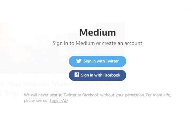 Medium - Top Blogging Platform for Creating Free Blog Site