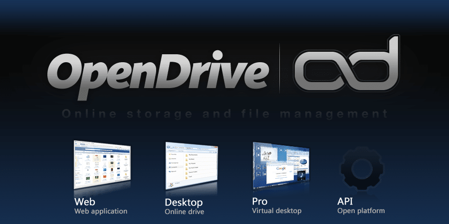 Open Drive - Powerful and Secure Cloud Storage Service to Sync Automatically for Free