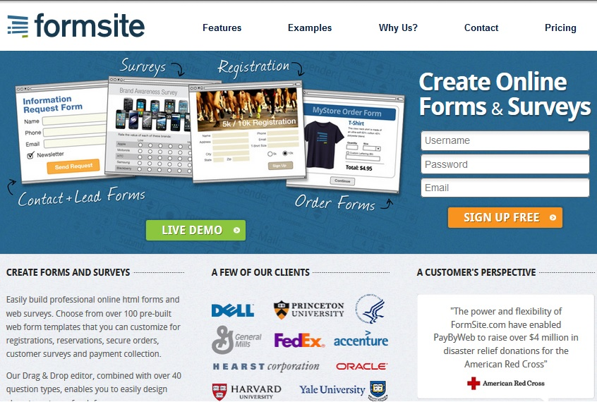 FormSite-Online-Form-Builder-Create-HTML-Form-Online-and-Surveys Online Form Builder Free Html on email marketing templates, website templates code, web design templates, css website templates, templates for electronics devices, web page templates, web hosting template, jpg outline, coding software, table generator, layouts codes, resume template,