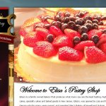 Elisa's Pastery Shoppe - Pastry cakes