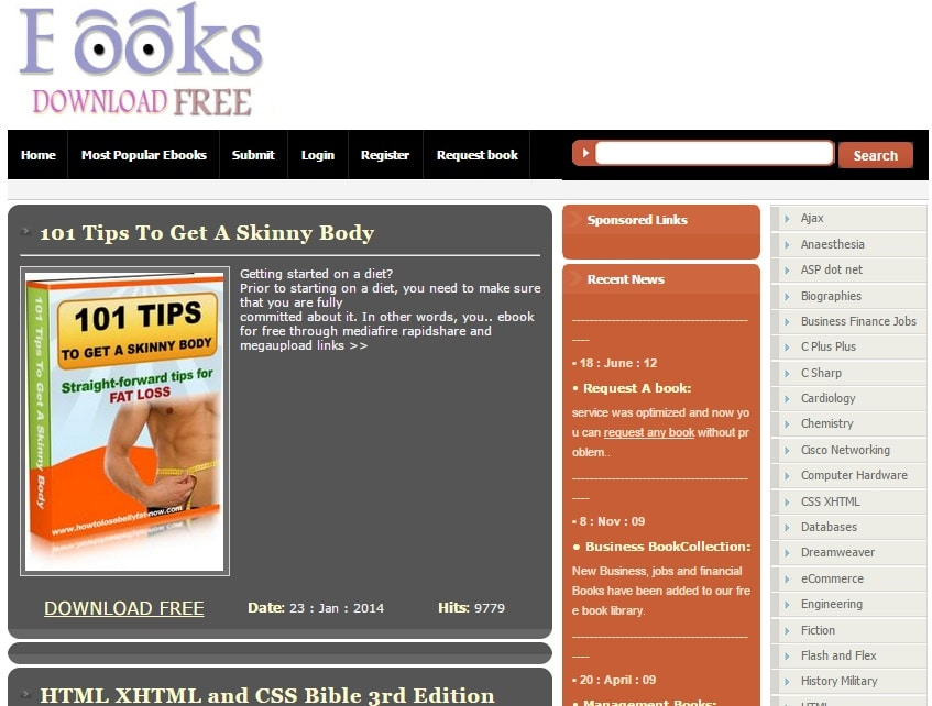 best site to download pdf books
