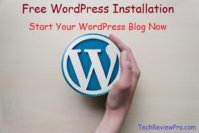 How to Start A WordPress Blog in 3 Minutes ? – Step by Step Guide for Beginners