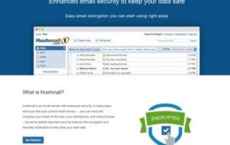 hushmail - Anonymous email service providers - Best Free Anonymous Email Service Providers to Send Email Anonymously
