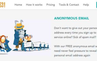 hide-my-ass - Anonymous email service providers - Best Free Anonymous Email Service Providers to Send Email Anonymously