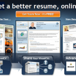 Visual-CV - best free online resume or cv creator