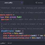 Atom Professional Free Text Editor for Mac - Best Text Editors for Mac - Best Mac Text Editors - Paid and Free Text Editor for Mac