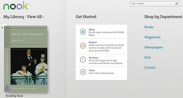 how to open pdf in kobo android
