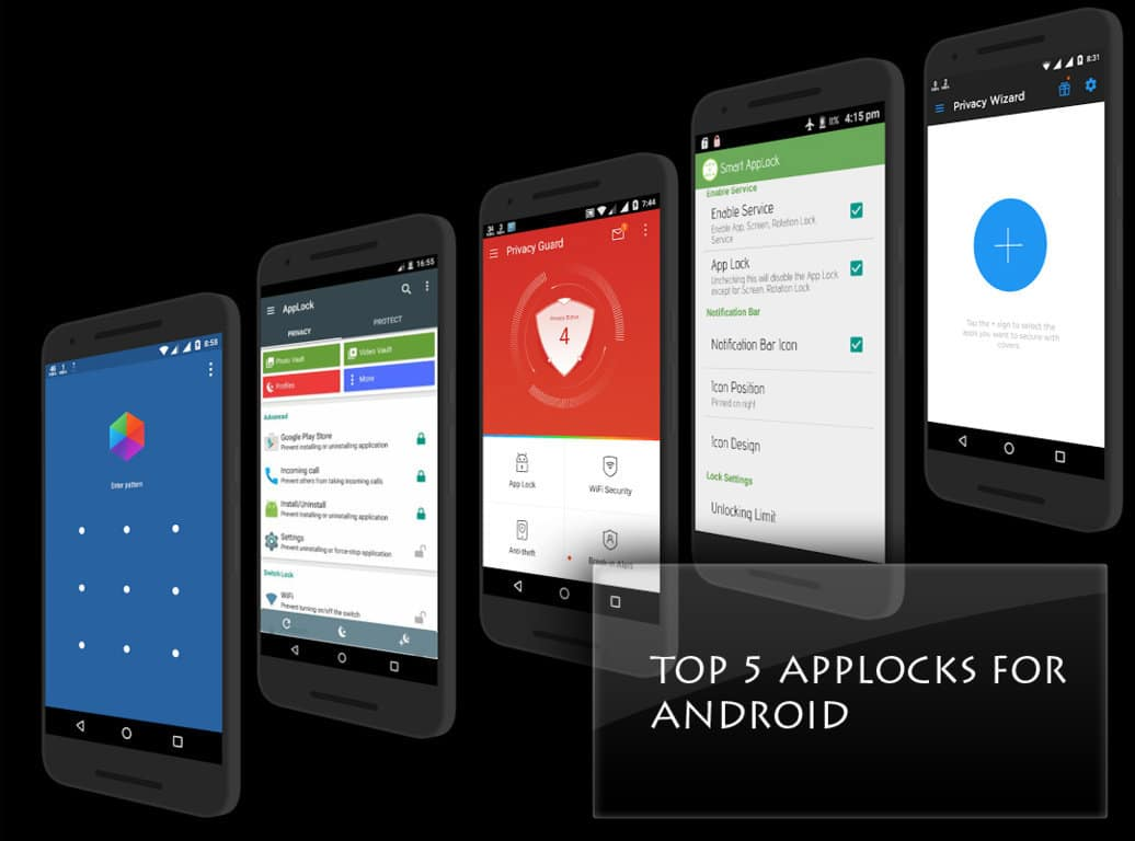 how to lock apps on android 5 best app locker for android