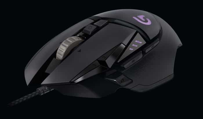 Logitech G502 Proteus Spectrum- Best Gaming Mouse - Best Gaming Mouse - What is the Best Gaming Mouse on the Market - Best Wireless Gaming Mouse