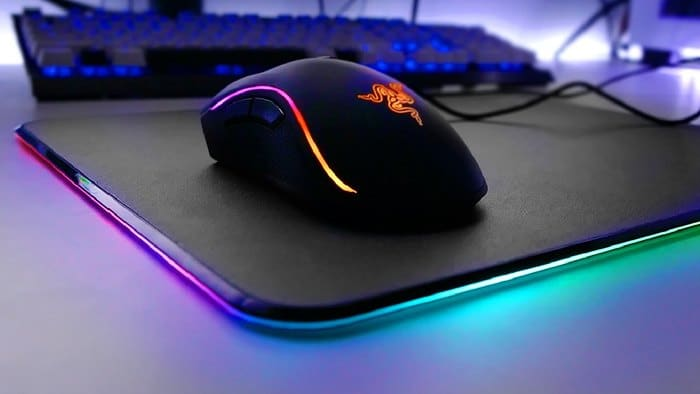Razer Mamba Tournament Edition- Gaming mouse with lights - Best Gaming Mouse - What is the Best Gaming Mouse on the Market - Best Wireless Gaming Mouse