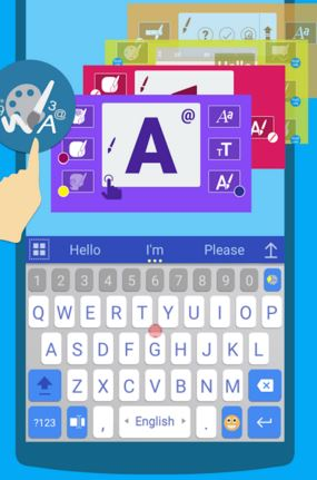 Ai Type Keyboard - best keyboard apps for Android - keyboard app for Android - Best Keyboard App - 9 Best Keyboard Apps for Android to Type Faster