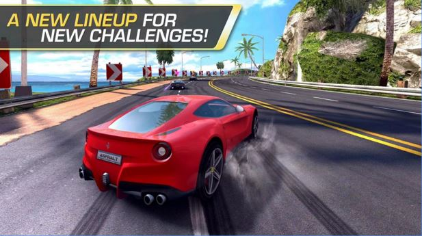 asphalt 7 heat - Best Android Racing Games - Best Racing Games for Android - Paid and Free Android Racing Games