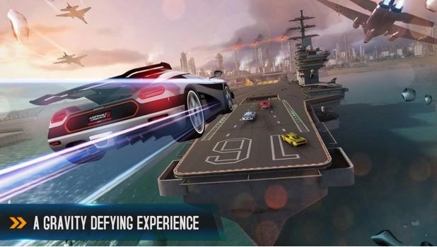 asphalt 8 airborne - Best Android Racing Games - Best Racing Games for Android - Paid and Free Android Racing Games